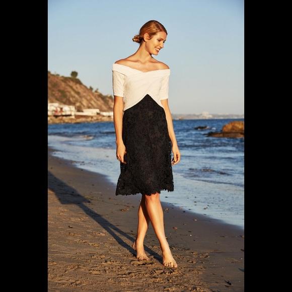 Tadashi Shoji Dresses & Skirts - Tadashi Shoji Dorian Jacquard Dress NWT